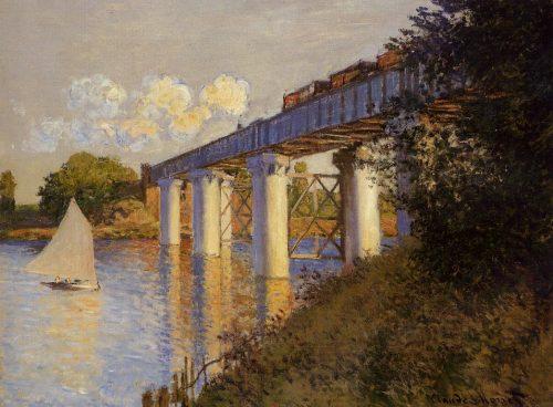 پل راهآهن آرژنتوی
