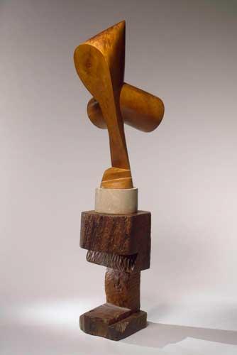 کنستانتین برانکوشی مجسمه ساز