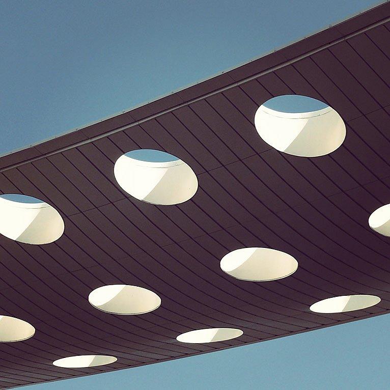 عکاسی معماری معاصر توسط سباستین وایس