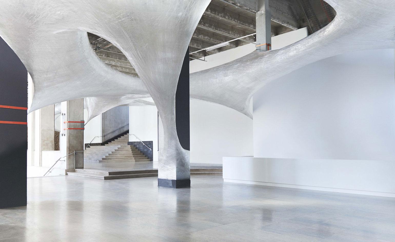 """نمایشگاه """"درون"""" در پله توکیو در پاریس"""