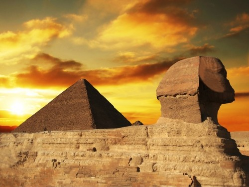 Great-Sphinx-of-Giza