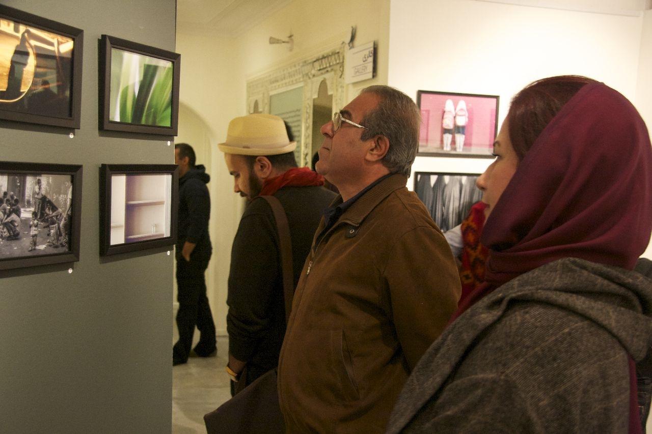 """نمایشگاه گروهی """"هویت عکاسی"""""""