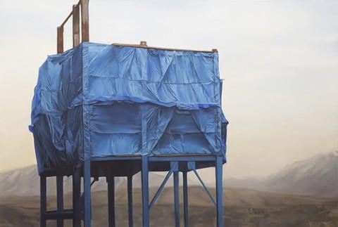 آثار شهره مهران در گالری اعتماد 1