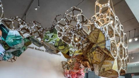 نمایشگاه فارغ التحصیلان معماری پرات