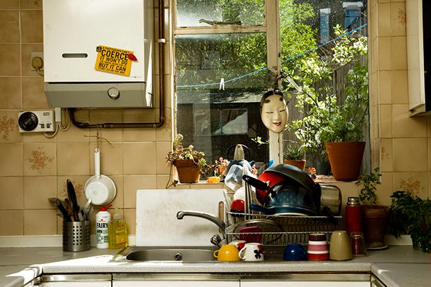 نگاهی به ساکنان لندن از دید آشپزخانه هایشان