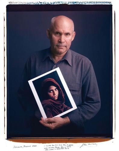 Steve-McCurry-–-Girl-In-Afghanistan