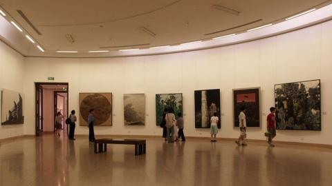 برنامه گالری های تهران، آدینه 24 بهمن ماه 1393