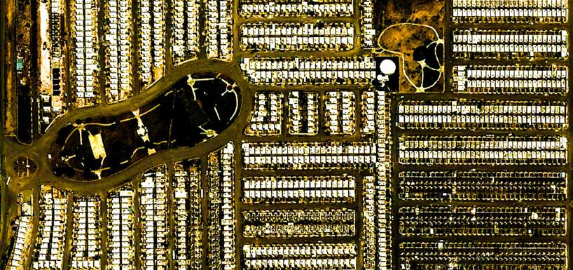 فدریکو وینر و عکس های معمارانه