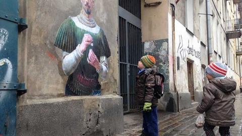 دیوارهای شهر به عنوان موزه های جدید