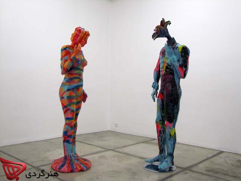 گفت و گو با یوشا بشیر درباره نمایشگاه فرای من