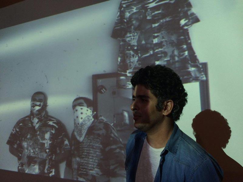 مروری بر گالری محسن در هفته سوم اردیبهشت