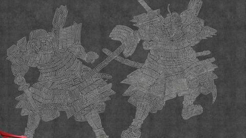 اجرای دوباره هنر باستانی ژاپن توسط پائولو کاپلو