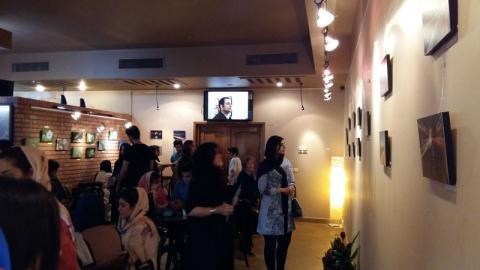 نمایشگاه گروهی عکس در کافه گالری ویونا