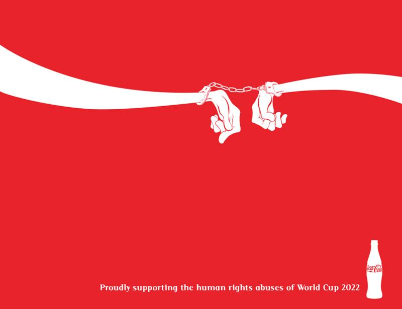 آنتی لوگو ها علیه قطر