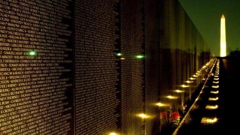 بنای یادبود کهنه سربازان جنگ ویتنام