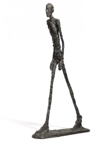 L'homme qui marche I (1960) - honargardi- 2015
