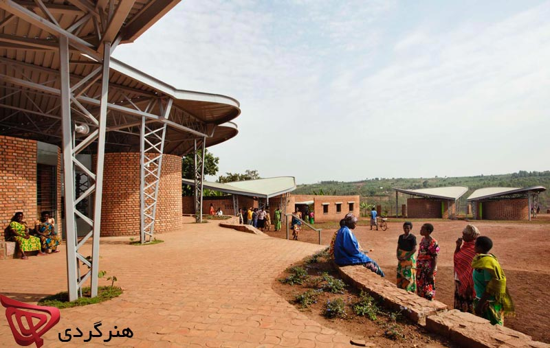 شارون دیویس و معماری برای زنان
