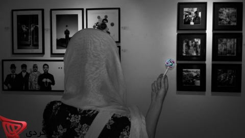 نمایشگاهی به سبک اینستاگرام در گالری شیرین