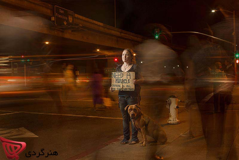 نگاه انسانی به بی خانمان ها