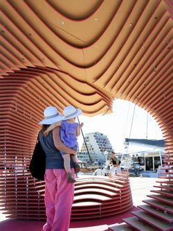 The PortHole pavilion-TOMA-La Grande-Motte-2015-honargardi (5)