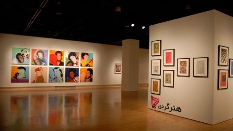برنامه گالری های تهران | آدینه 16 امرداد 1394