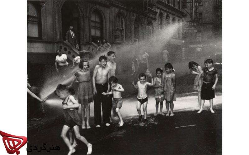 ویجی پیشگام عکاسی شهری