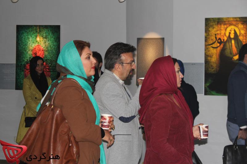 اولین نمایشگاه انفرادی نیماد آذرگان در گالری علیها