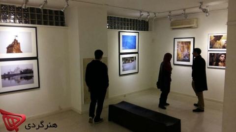 مروری بر نمایشگاه این دیا در گالری مهروا