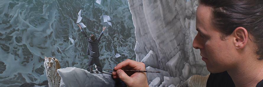 نقاشی سورئال
