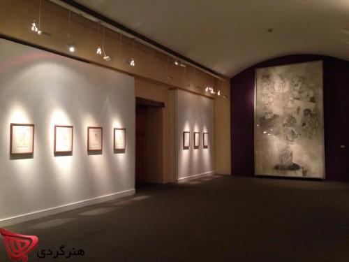 José Luis Cuevas_Museum_ honargardi_mina mokhtarian_mexico (5)