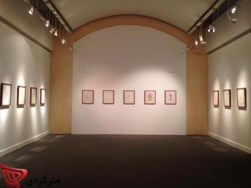 José Luis Cuevas_Museum_ honargardi_mina mokhtarian_mexico (7)