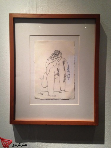 José Luis Cuevas_Museum_ mina mokhtarian_honargardi_artevents_iran_art_2015_1394_azar_mexico (10)