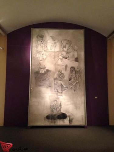 José Luis Cuevas_Museum_ mina mokhtarian_honargardi_artevents_iran_art_2015_1394_azar_mexico (11)