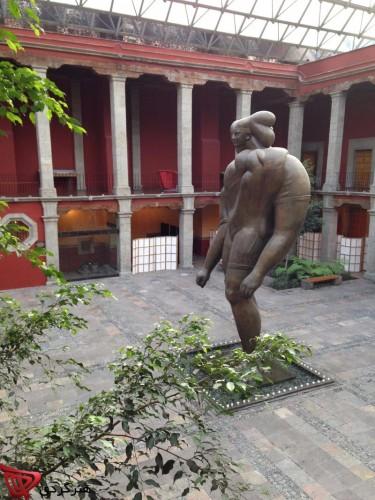 José Luis Cuevas_Museum_ mina mokhtarian_honargardi_artevents_iran_art_2015_1394_azar_mexico (16)