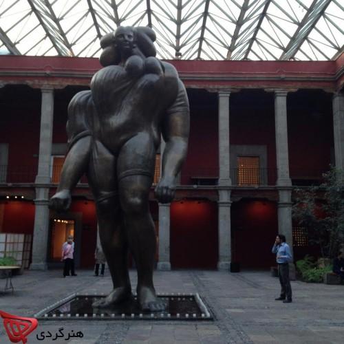 José Luis Cuevas_Museum_ mina mokhtarian_honargardi_artevents_iran_art_2015_1394_azar_mexico (19)