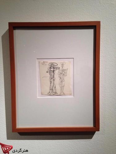 José Luis Cuevas_Museum_ mina mokhtarian_honargardi_artevents_iran_art_2015_1394_azar_mexico (2)