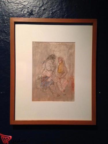 José Luis Cuevas_Museum_ mina mokhtarian_honargardi_artevents_iran_art_2015_1394_azar_mexico (21)