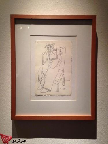 José Luis Cuevas_Museum_ mina mokhtarian_honargardi_artevents_iran_art_2015_1394_azar_mexico (8)
