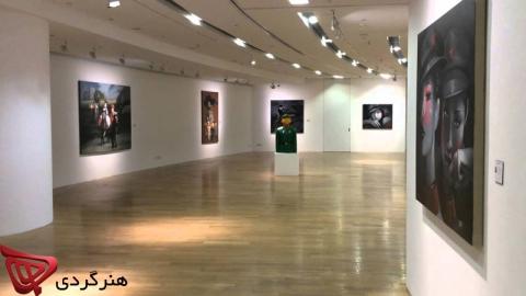 برنامه گالری های تهران | آدینه ۲۷ آذر ۱۳۹۴