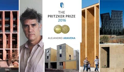 آلخاندرو آراونا برنده جایزه پریتزکر ۲۰۱۶