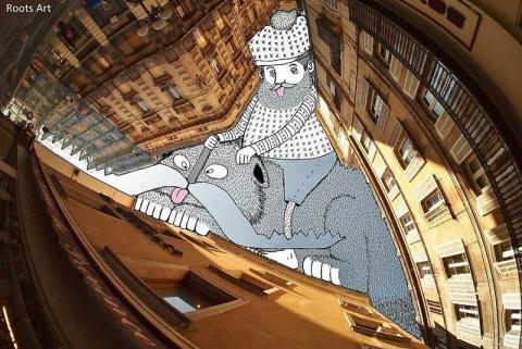 محصوریت فضا در معماری و فضایشهری