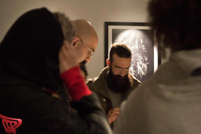 چهارمین نمایشگاه عکس های آرش پورمحک