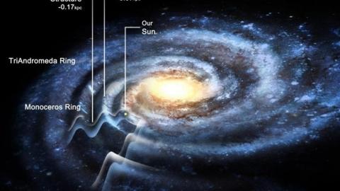 بزرگترین عکس نجومی جهان از کهکشان راه شیری