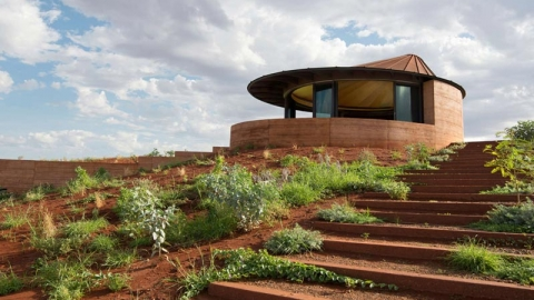 طولانی ترین دیوار خاکی استرالیا