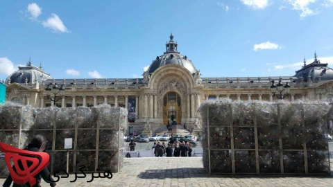 گزارش اختصاصی آرت فر پاریس ۲۰۱۶