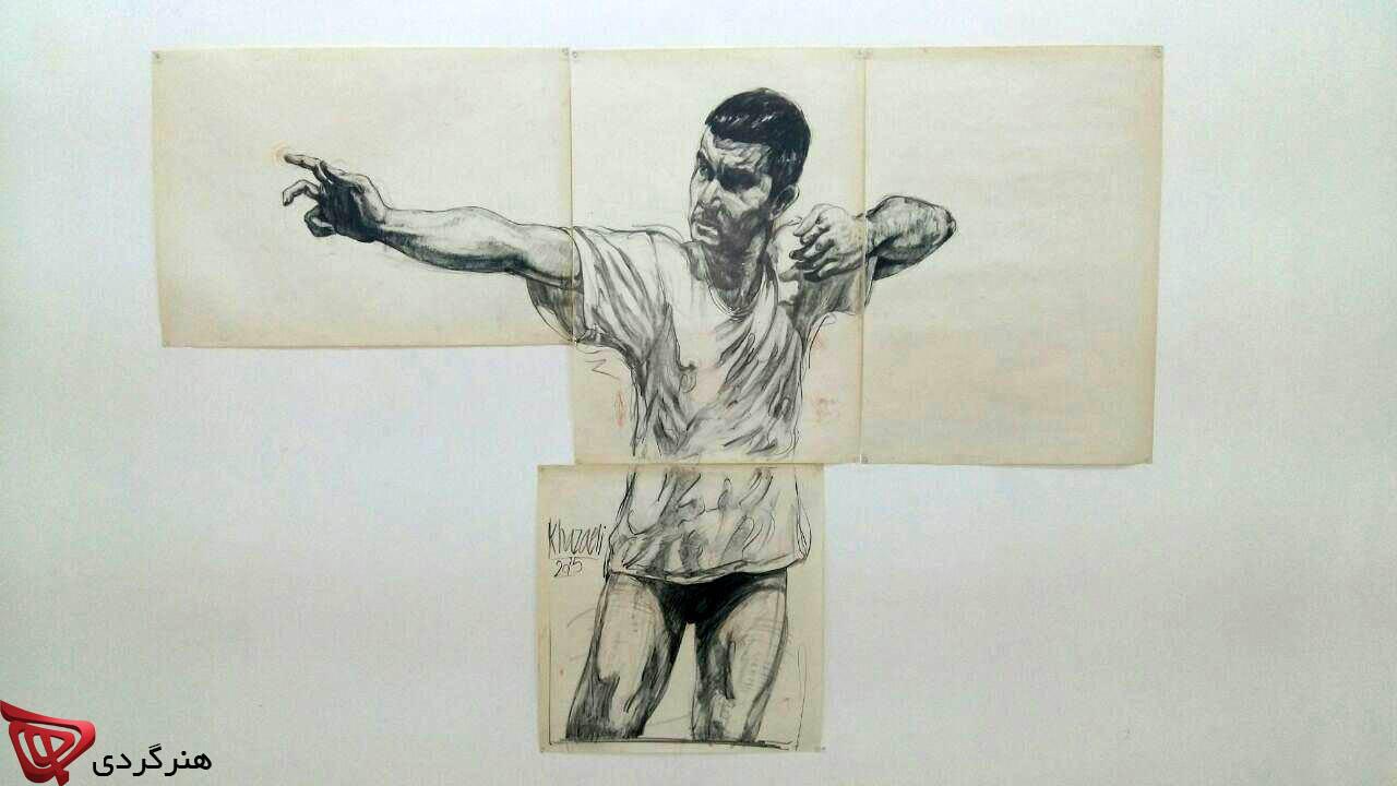 درباره نمایشگاه گروهی طراحی هفت دانگ در گالری نگر