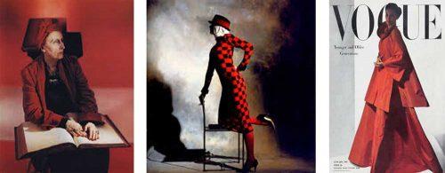 نمونه آثار هورست در عکاسی رنگی