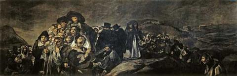 راز نقاشی های سیاه گویا پس از ۲۰۰ سال