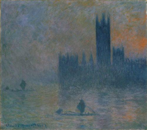 ساختمان پارلمان، اثر مه