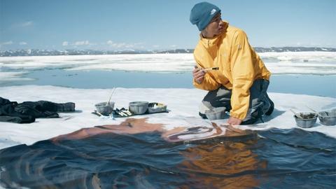 پروژه جدید شان یورو در قطب شمال